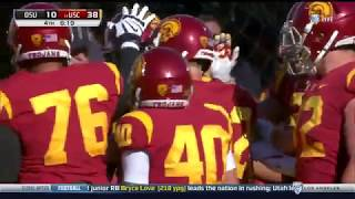 USC Football - Jake Olson Snaps vs. OSU thumbnail