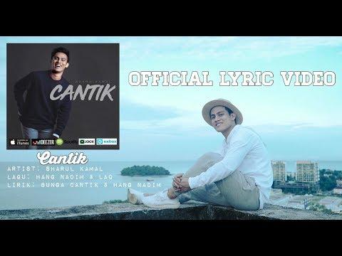 CANTIK - Sharul Kamal [Official Lyric Video]