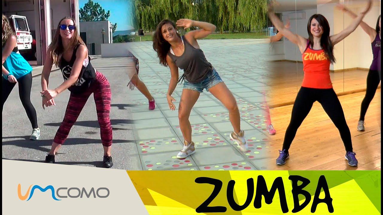 Aula De Zumba Fitness Completa Youtube