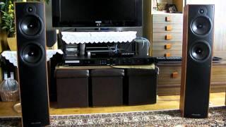 Скачать Wharfedale Crystal 40 Audio Test 1