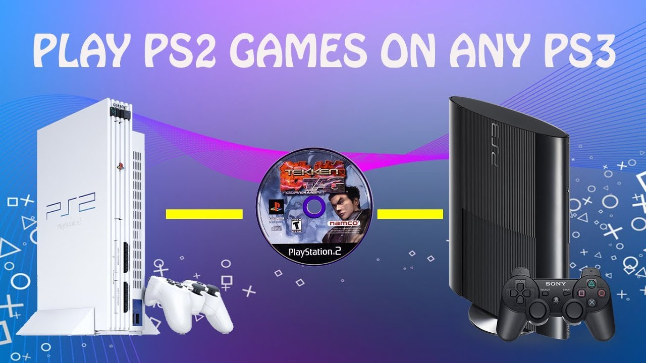 How To Install Ps2 Games On Ps3 Super Slim Ofw 4 82 Youtube