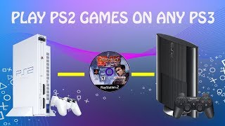 How to Install PS2 Games on PS3 Super Slim OFW 4.82