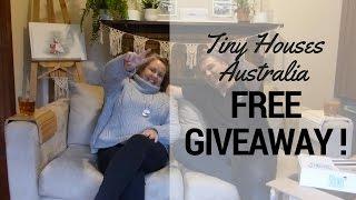 Tiny Houses Australia - Slinky Sofa Table Giveaway
