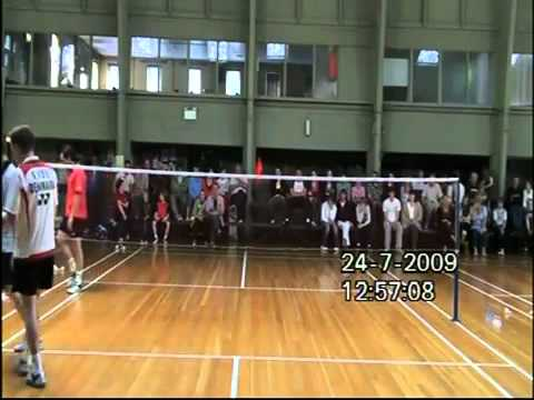2009 Coaching Clinic with Peter Gade & Scott Evans (Part 1)
