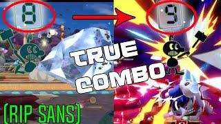 Craziest Custom Combos in Smash Ultimate #4