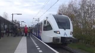 GTW Vertrekt met tyfoon uit Heerlen de Kissel!!