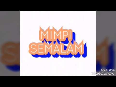 HAMID BUDAYA - MIMPI SEMALAM