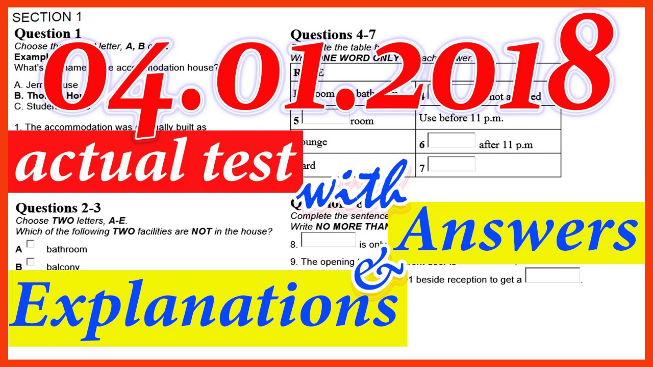 Ielts listening practice test 2018 with answers ielts mock test ielts listening practice test 2018 with answers ielts mock test 15 aljukfo Gallery