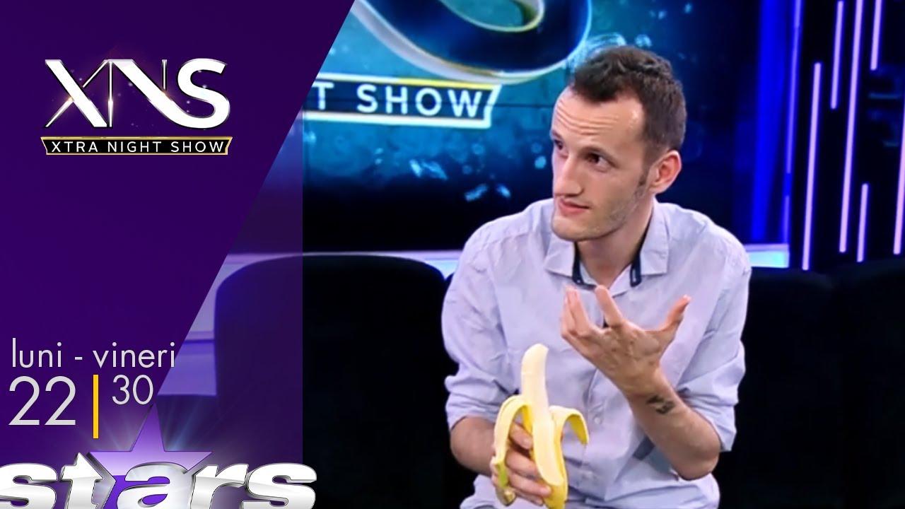 Provocări pentru Andrei Ungureanu, omul cu Tourette: Când vreau să mănânc o banană, mai întâi îmi da