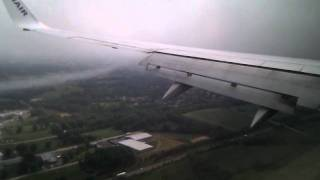 Landing at limoges