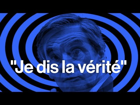 François Fillon dit la vérité, comme tout le monde quoi