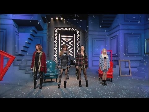 2NE1_1205_M Countdown_그리워해요(MISSING YOU)_No.1 of the Week