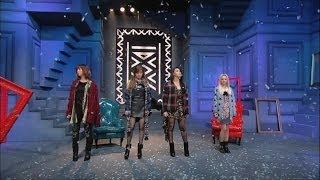 Cover images 2NE1_1205_M Countdown_그리워해요(MISSING YOU)_No.1 of the Week