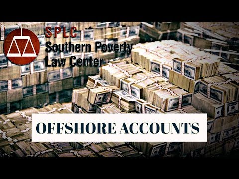 WHO'S CENSORING YOUTUBE - SPLC pt.1 (Offshore Accounts)