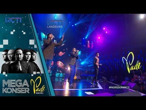 MEGA KONSER PADI REBORN - Super Vokalis Medley