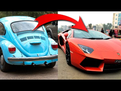 Volkswagen Owns Lamborghini & Other Things You Didn't Know About VW