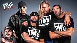 NWO Joining WWE HALL OF FAME 2020 !!