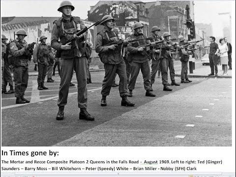 Operation Banner   Christmas in Belfast 1972