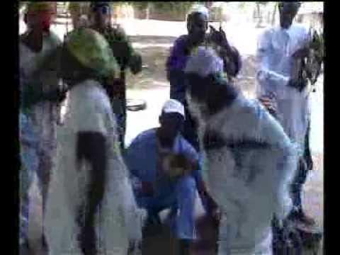 Fula Group at Basse - The Gambia