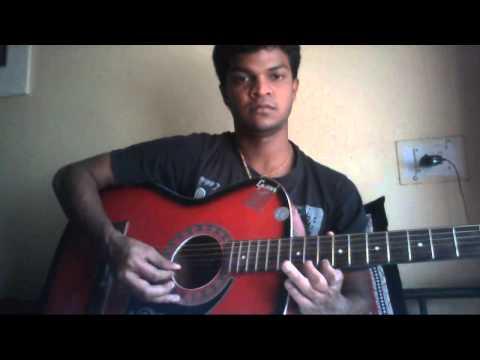 Raja Rani - A love for life guitar cover