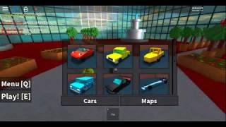 Roblox Car Crash Simulator: zampa pattuglie a tema