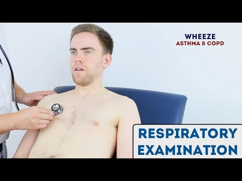Respiratory Examination - OSCE Guide (New release)