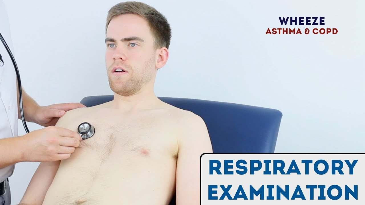 Male urological exam video