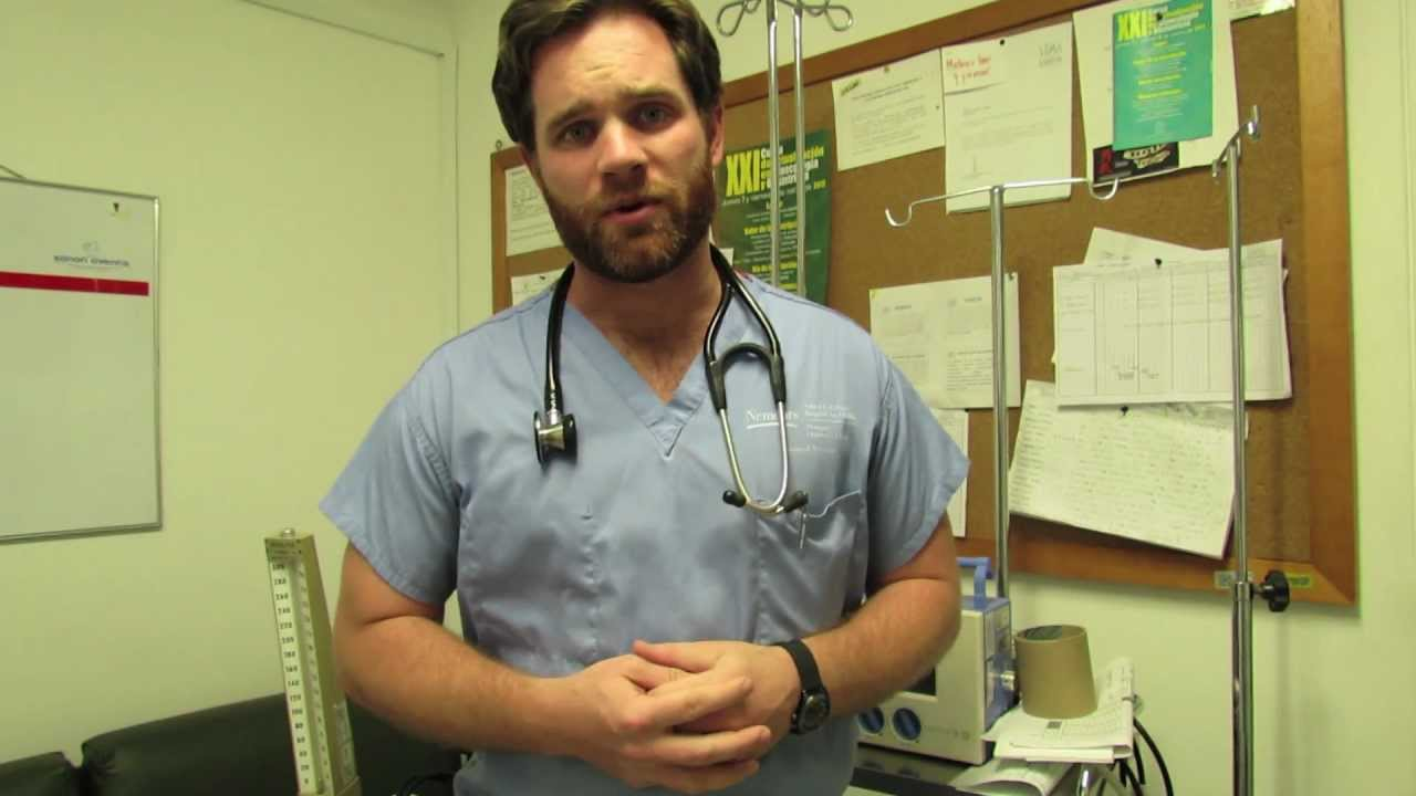 An Internship in Colombia - Medical Elective Testimonial  Christopher's  Experience