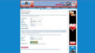 Créer un compte sur Scootersales.com.au