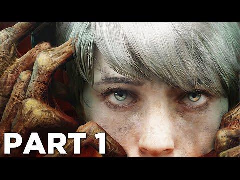 THE MEDIUM Walkthrough Gameplay Part 1 - INTRO (XBOX SERIES X)