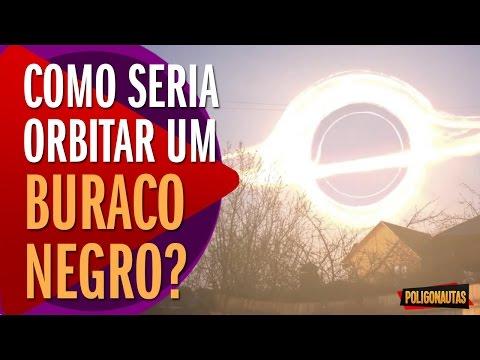 E se Existisse um Buraco Negro Perto da Terra? - Eclipse Solar Duplo | 5 Vídeos Absurdos