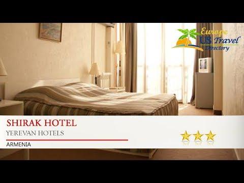 Shirak Hotel - Yerevan Hotels, Armenia