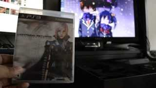 Lightning Returns: Final fantasy 13 Collectors edition Unboxing