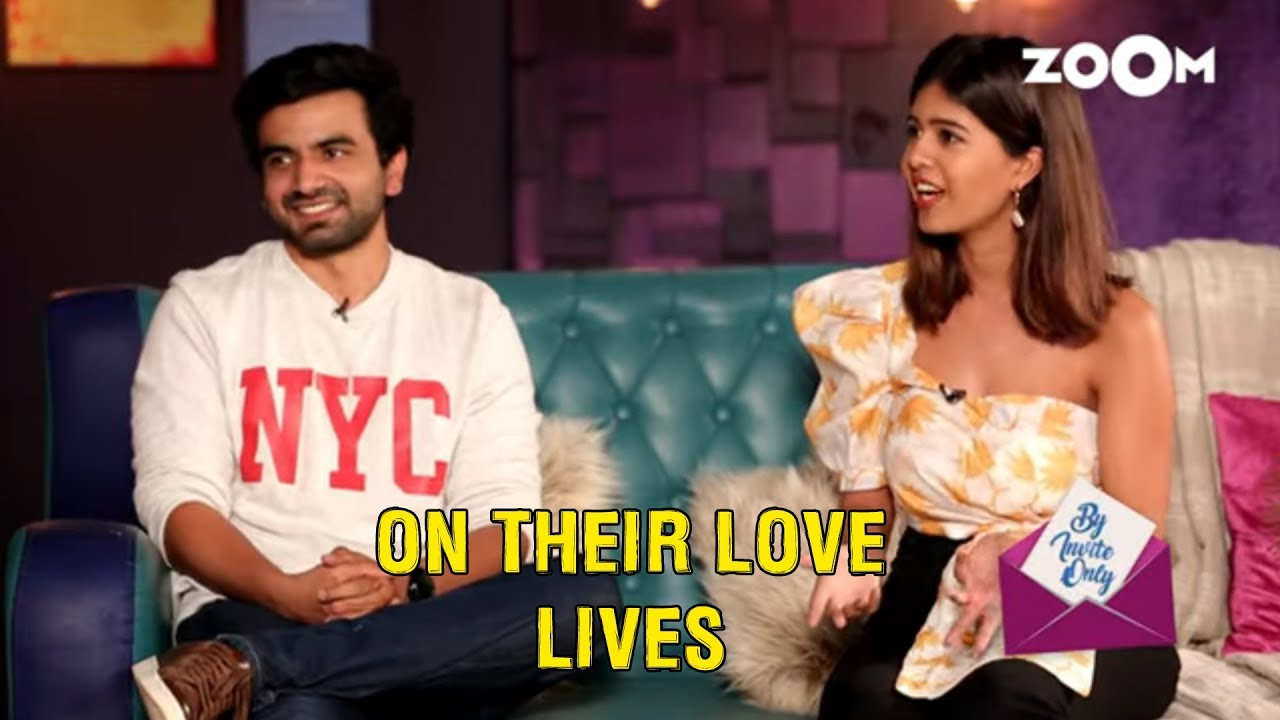 Download Ayush Mehra REVEALS his 14-years old relationship | Sejal Kumar on her love life | By Invite Only