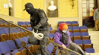 Feds Make Arrests After MAGA Riot
