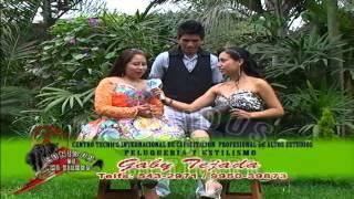 Karina Jimenez entrevista parte 1/2. Sonidos de mi Tierra. Cable America.