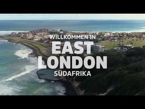 Städte in Südafrika – Die Stadt East London
