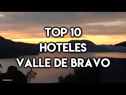 Top 10 Hoteles en Valle de Bravo