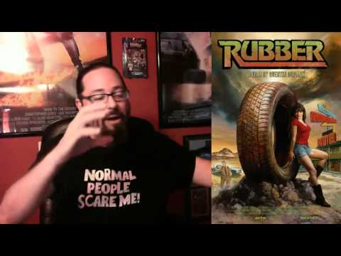 """Rubber"" Movie Review (2010)"