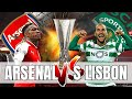 Arsenal vs Sporting Lisbon - Let's Win The Group - Match Preview & Predicted Line Up