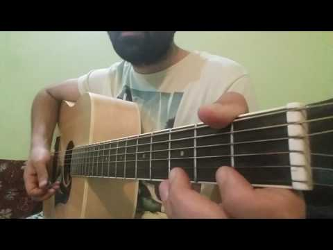 Guitar lesson diaraby in the style of Ali farka toure