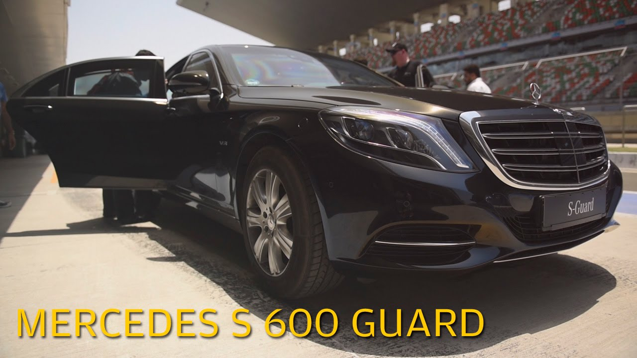 Mercedes S Guard All You Need To Know About President Pranab Mukherjee Armoured Car