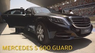 Mercedes S Guard: All you need to know about President Pranab Mukherjee's armoured car