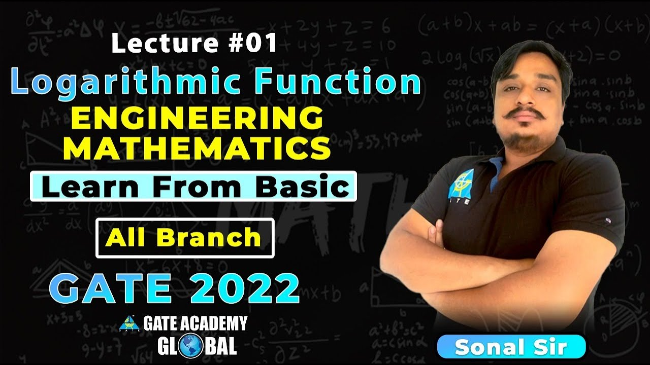 #1 | Basic Curve -1 | Learn from Basic | Engineering Maths By Sonal sir | All Branch | GATE 22