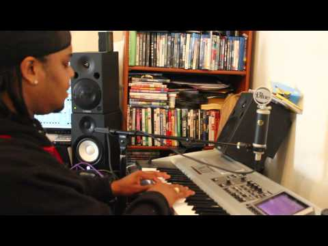 Making The Beat: @H-BomB Productions @FeLLoNeY
