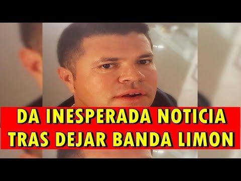 Jorge Medina DA INESPERADA NOTICIA tras ABANDONAR BANDA LIMON