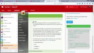 YouTube Data API v3: Programmatically list videos in a YouTube playlist - 1 of 2
