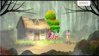 Never Cross Lakshman Rekha - Short Animation Story | Swaminarayan Gurukul