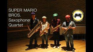 """Video """"Super Mario Bros."""" Saxophone Quartet! [VGE] download MP3, 3GP, MP4, WEBM, AVI, FLV Juni 2018"""