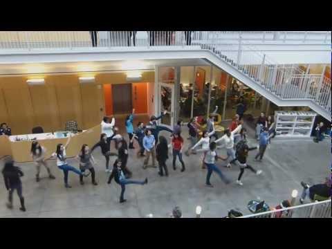 Smith College Gangnam Style Flashmob 강남스타일 플래시몹